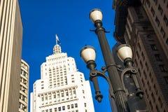 Downtown Sao Paulo Stock Photography