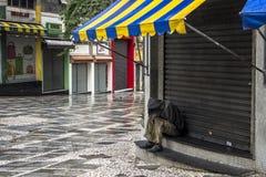 Downtown Sao Paulo Royalty Free Stock Photo
