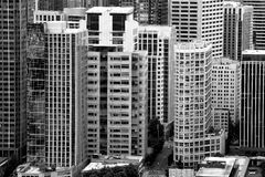 Downtown Seattle Stock Image