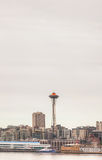 Downtown of Seattle Stock Photography