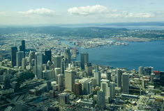 Downtown Seattle Stock Images