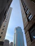 Downtown Seattle View Royalty Free Stock Photo
