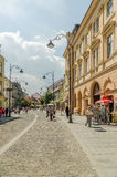 Downtown Sibiu Stock Image