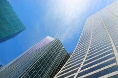 Downtown Skyscraper Royalty Free Stock Image