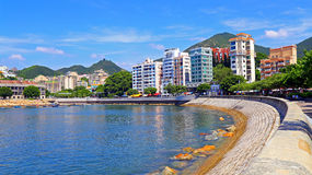 Downtown stanley, hong kong Stock Images