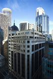 Downtown Sydney, Australia. Stock Photo