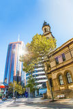 Downtown of Sydney. 