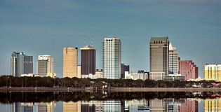 Downtown Tampa Stock Photos