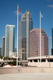 Downtown Tampa, Florida Stock Photography