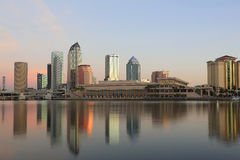 Downtown Tampa, Florida Royalty Free Stock Photo