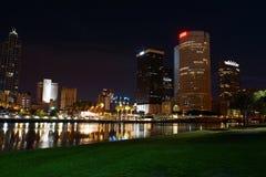 Downtown Tampa, Florida Stock Images