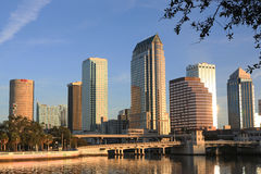 Downtown Tampa, Florida Stock Photo
