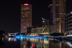 Downtown Tampa Florida Stock Photos