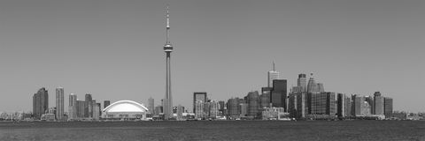 Downtown Toronto Royalty Free Stock Photos