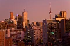 Downtown Toronto Stock Photos