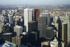 Downtown Toronto Stock Photo