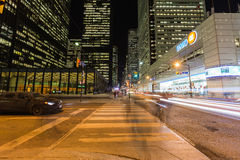 Downtown Toronto Stock Photos