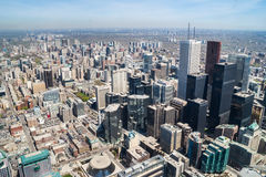 Downtown Toronto, Canada Royalty Free Stock Photography