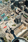 Downtown Toronto, Canada Royalty Free Stock Image