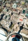 Downtown Toronto, Canada Royalty Free Stock Photos