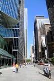 Downtown Toronto Streets Stock Image