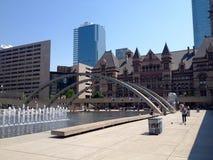 Downtown of Toronto Royalty Free Stock Photos