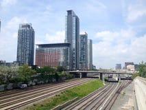 Downtown of Toronto Royalty Free Stock Photo