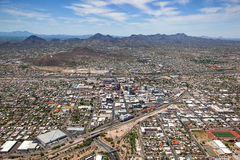 Downtown Tucson Royalty Free Stock Photos