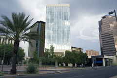 Downtown of Tuscon, Arizona. Royalty Free Stock Photos