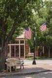 Downtown USA royalty free stock image
