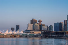 Downtown Vancouver Royalty Free Stock Images