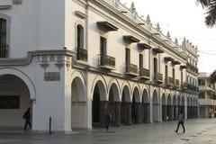 Downtown Veracruz Stock Photo