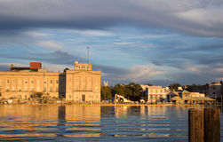 Downtown Wilmington Royalty Free Stock Image