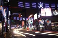 Downtown yonge Royalty Free Stock Photo