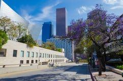 Downtwon Los Angeles Royaltyfri Foto
