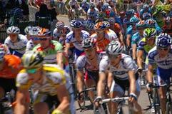 Downunder finale 2009 di giro della corsa Fotografia Stock Libera da Diritti