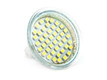 dowodzeni żarówek światła Zdjęcie Stock