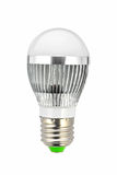 Dowodzona lampowa żarówka Zdjęcie Stock