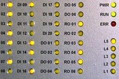 DOWODZONE diody Zdjęcie Stock