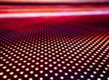 Dowodzony światło wzoru technologii abstrakta tło Zdjęcie Royalty Free
