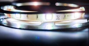 Dowodzony lampas 02 Obraz Stock