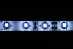 Dowodzony lampas Obrazy Stock