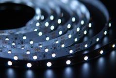 Dowodzony lampas Fotografia Stock