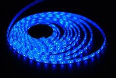 Dowodzony lampas Fotografia Royalty Free