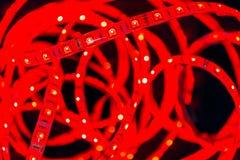 Dowodzony lampas 02 Zdjęcie Stock