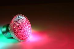 dowodzony lightbulb Zdjęcie Royalty Free