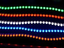 dowodzony neon Fotografia Stock