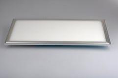 DOWODZONY panelu światło Fotografia Stock