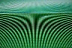 DOWODZONY parawanowy obrazek zieleni horizonta zdjęcia stock