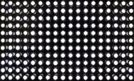 DOWODZONY punktu światła tło zdjęcia stock